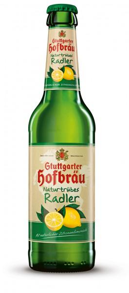 Stuttgarter Hofbräu Naturtrübes Radler 6x0.33 l