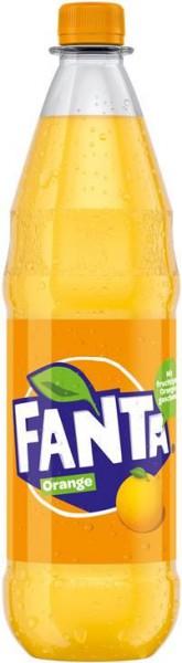 Fanta Orange 12x1,0 l