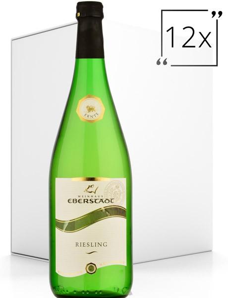 Weinhaus Eberstadt Riesling 12x1.0 l