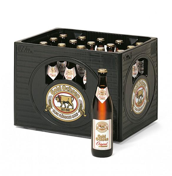 Gold Ochsen alkoholfrei 20x0,5 l