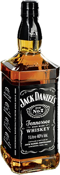 Jack Daniels 40% 1.0 l