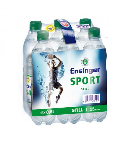 Ensinger Sport Still 6x0,5 l