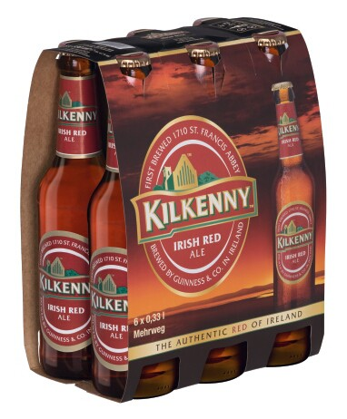 Kilkenny 6x0,33 l