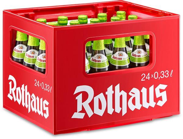 Rothaus Radler 24x0,33 l