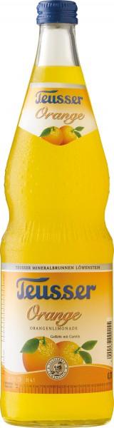 Teusser Orangenlimonade 12x0.7 l