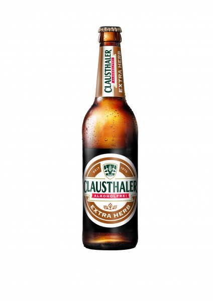 Clausthaler Extra Herb alkoholfrei 20x0,5 l