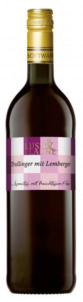 Bottwartaler Lust & Launer Trollinger mit Lemberger 0.75 l