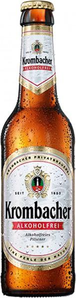 Krombacher Alkoholfrei 6x0,33 l