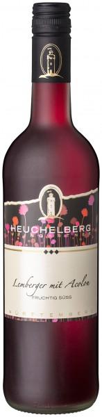 Heuchelberg Lemberger mit Acolon Fruchtig Süss 0.75 l