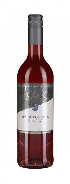 Aspach Spätburgunder Rosé S 0.75 l