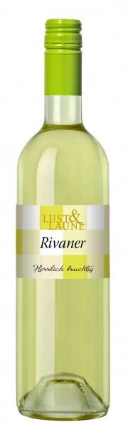 Bottwartaler Lust & Laune Rivaner 0.75 l