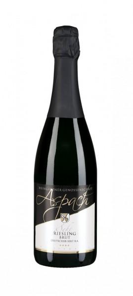 Aspach Sekt Spätburgunder Rosé Trocken 0.75 l