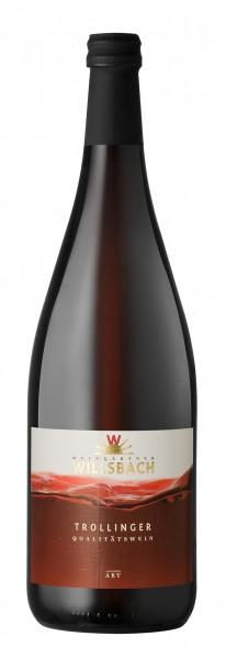 Weinhaus Willsbach Trollinger Qba 1.0 l