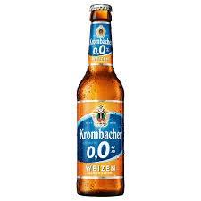 Krombacher Alkoholfrei 0,0% Weizen 11x0,5 l