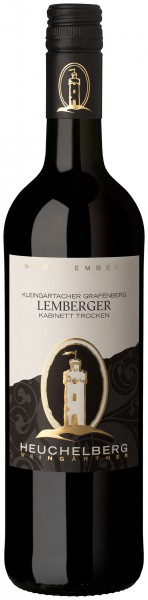 Heuchelberg Kleingartacher Grafenberg Lemberger Kabinett trocken 0.75 l