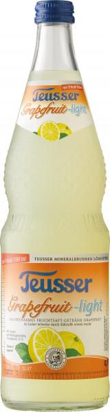 Teusser Grapefruit light 12x0.7 l