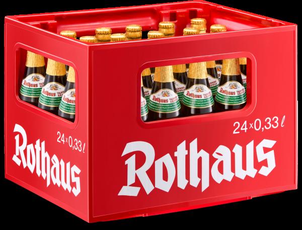 Rothaus Tannenzäpfle 24x0,33 l