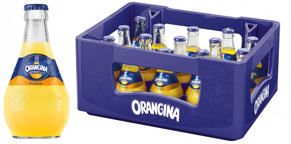 Orangina Original 15x0,25 l