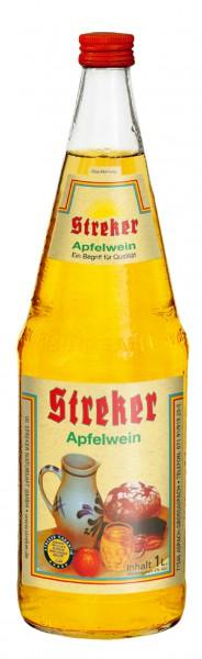 Streker Apfelwein 6x1,0 l