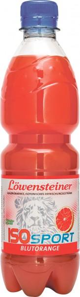 Löwensteiner ISO Sport Blutorangen 11x0.5 l