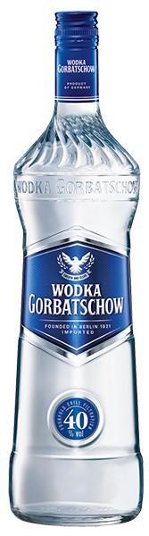 Gorbatschow Wodka 37, 5 % Vol. 1 l