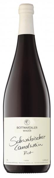 Bottwartaler Schwäbischer Landwein rot 1.0 l