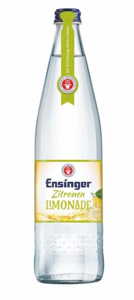Ensinger Zitronenlimonade 12x0,75l Glas