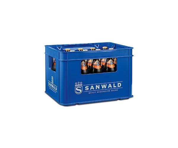 Sanwald Hefe Weizen hell 20x0.5 l