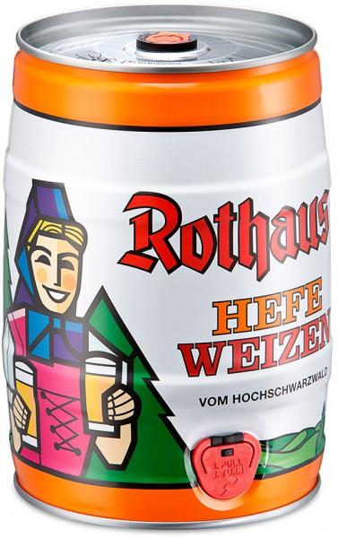 Rothaus Hefe Weizen 5 l