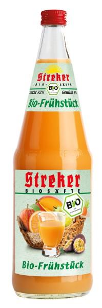 Streker Bio-Frühstück 6x1,0 l