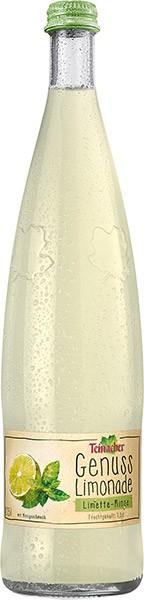 Teinacher Genuss Limonade Limette-Minze 12x0,75 l