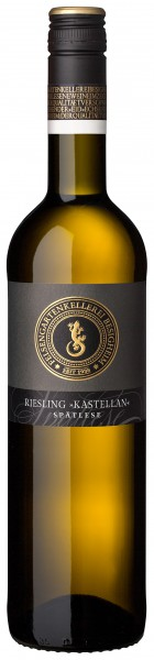 Felsengartenkellerei Besigheim Riesling Kastellan Spätlese 0.75 l