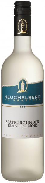 Heuchelberg Spätburgunder Blanc de Noir 0.75 l